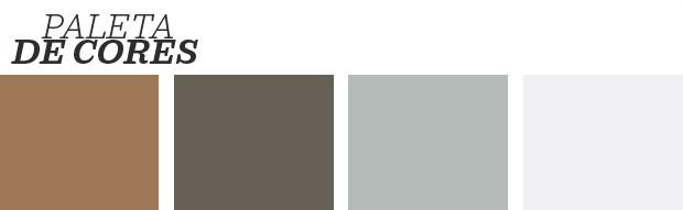 Décor do dia: objetos com texturas naturais sobre móvel rústico (Foto: reprodução)