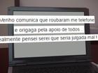 Jovem vítima de estupro coletivo agradece mensagens na internet