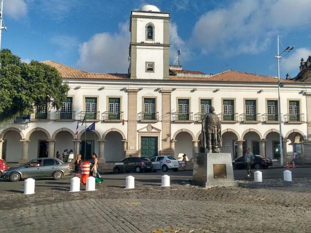 Câmara de Vereadores de Salvador (Foto: Maiana Belo/G1)