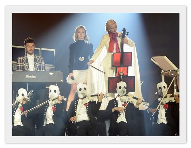 Zara Larsson e Clean Bandit  (Foto:   Getty Images)