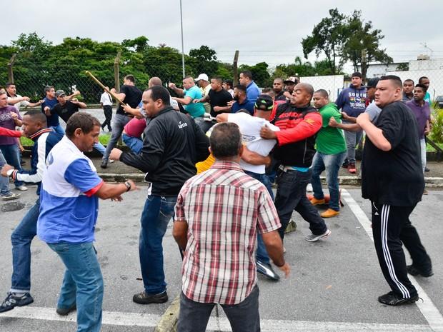 Agressão Caçapava (Foto: Nilton Cardin/Agência Estado)