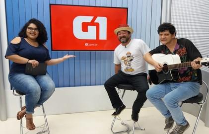 Epaminondas Gustavo e Adilson Alcântara estreiam novo show de humor no Amapá
