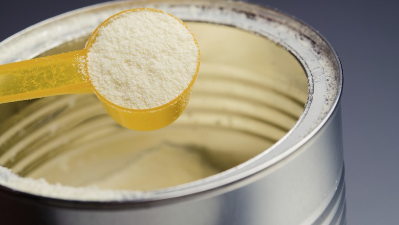 leite-em-pó-exportacao-brasil (Foto: Thinkstock)