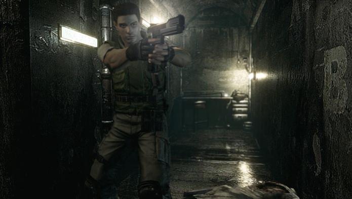 Resident Evil vai ganhar uma versão remasterizada para a nova geração (Foto: Divulgação) (Foto: Resident Evil vai ganhar uma versão remasterizada para a nova geração (Foto: Divulgação))