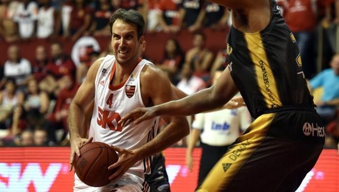 Marcelinho Flamengo NBB (Foto: João Pires/LNB)