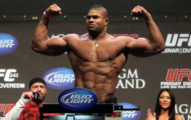 Alistair Overeem MMA (Foto: Getty Images)