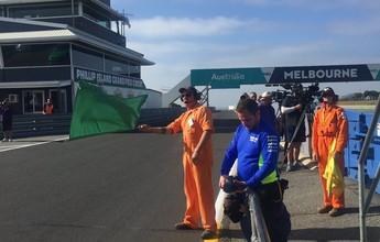 BLOG: Mundial de MotoGP - 2º dia de testes na Austrália - Quarta de Márquez e Honda, quinta de Viñales e Yamaha...
