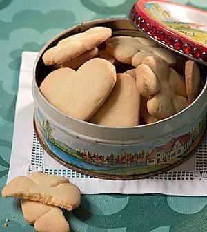 Biscoito de araruta (Foto: Iara Venanzi/Editora Globo)