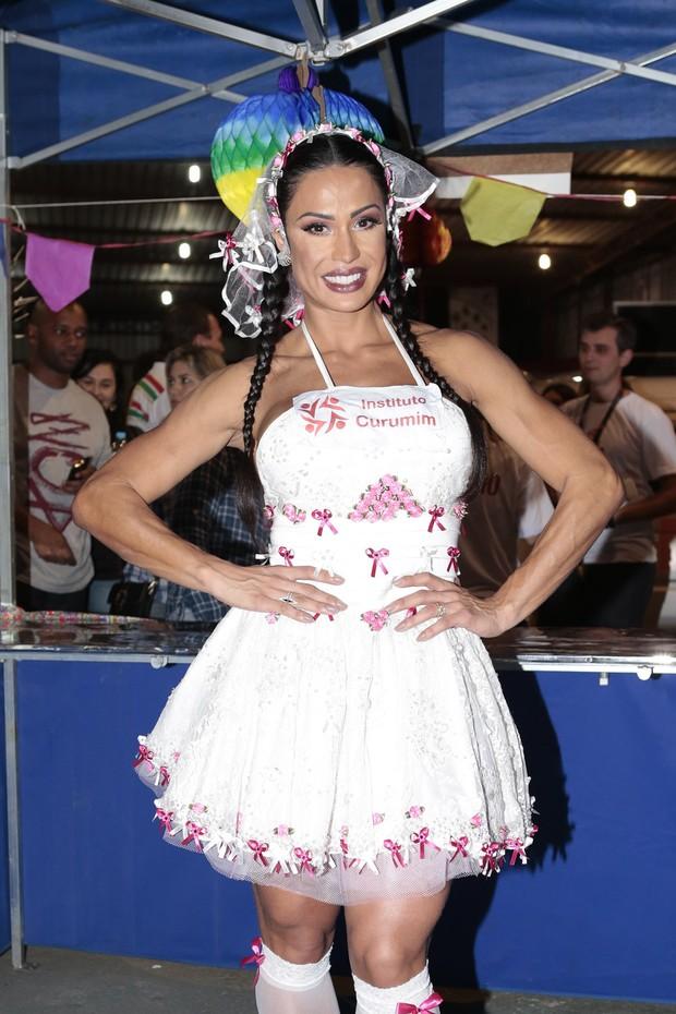 Gracyanne Barbosa (Foto: Rafael Cusato/Brazil News)