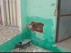 Explosão no Complexo do Curado deixa casas danificadas