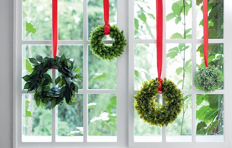 enfeites de natal para jardim iluminados : enfeites de natal para jardim iluminados:Decoração de Natal – Casa e Jardim