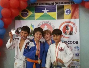 Campeonato Estadual de Judô Ginásio Poliesportivo Chagas Neto (Foto: Divulgação/SESI)