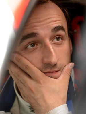 Robert Kubica lembra que, apesar de avanços, automobilismo sempre terá riscos (Foto: Getty Images)