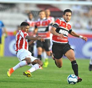 Santa Cruz x Náutico Copa do Nordeste (Foto: Aldo Carneiro / Pernambuco Press)