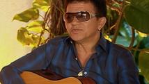 Compositor Tivas Miguel conversa com Valdir (Reprodução/TV Asa Branca)