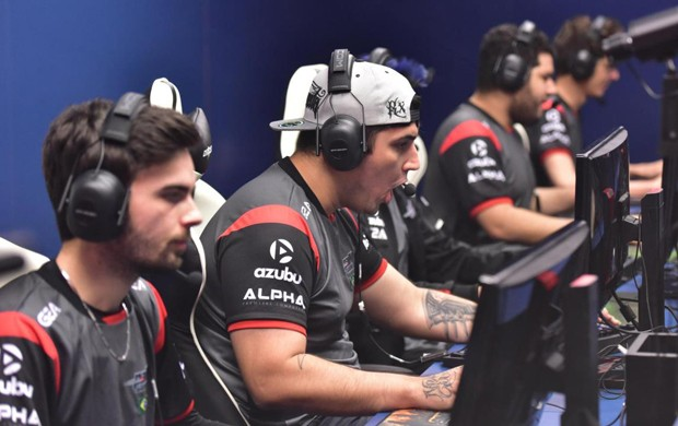 Pain Gaming venceu fase de grupos do Desafio Internacional de 'League of Legends' e vai ao Chile decidir vaga para o mundial (Foto: Divulgação/Riot Games)