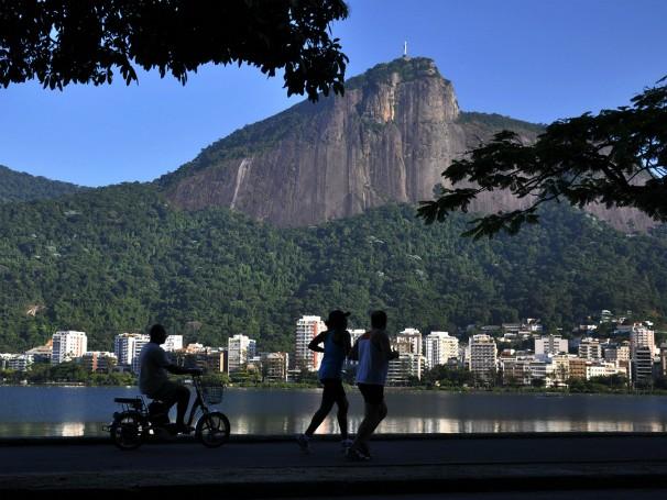 Lagoa Rodrigo de Freitas encontra-se numa das mais valorizadas áreas do Rio de Janeiro (Foto: Alexandre Macieira/Riotur)