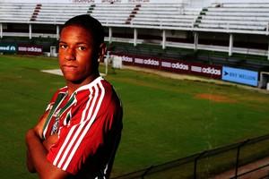 Robert Fluminense (Foto: Divulgação / Fluminense FC)