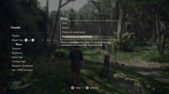 Como conseguir armas com munição infinita em Uncharted 4 (Foto: Reprodução/Felipe Vinha)