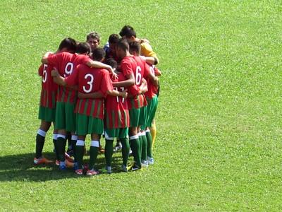 Portuguesa Santista Briosa Segunda Divisão Segundona Paulista (Foto: Bruno Gutierrez)