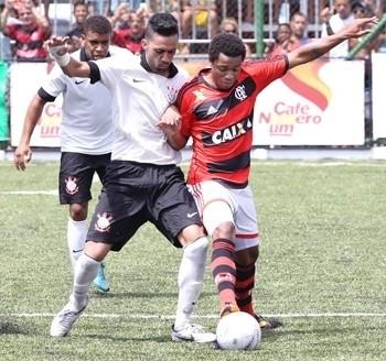 Flamengo venceu o Corinthians no Espírito Santo (Foto: Divulgação/Arquivo)