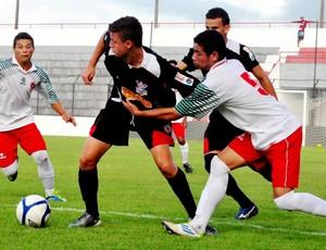 Treino Corinthians-AL Copa São Paulo (Foto: Divulgação W9 Assessoria)