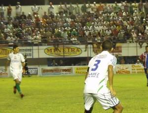 São Domingos não conseguiu vitória no Médici (Foto: Gilson de Oliveira)