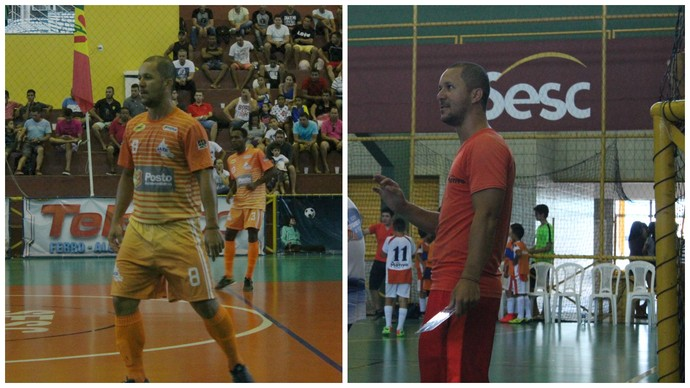 Ricardinho, Copa TV Grande Rio de Futsal  (Foto: Emerson Rocha)