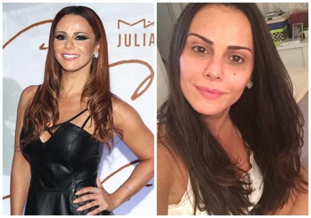 Viviane Araújo (Foto: Manuela Scarpa/Foto Rio News - Reprodução/Instagram)