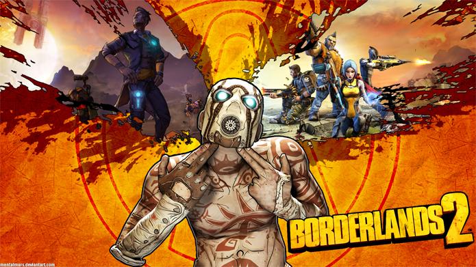 Borderlands 2 PS Vita (Foto: Divulgação)