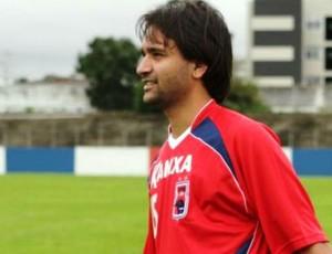 Júnior Capixaba Paraná (Foto: Divulgação/ Paraná Clube)