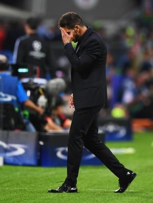 Diego Simeone Real Madrid Atlético de Madrid (Foto: Getty Images)