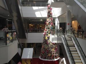 Atendimentos em shopping vai chegar à 0h, em Macapá (Foto: Fabiana Figueiredo/G1)