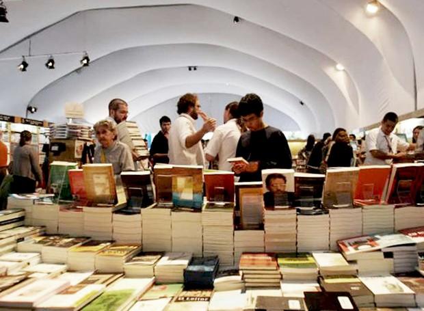 festa literaria de maringa (Foto: institutoculturalinga/RPC)