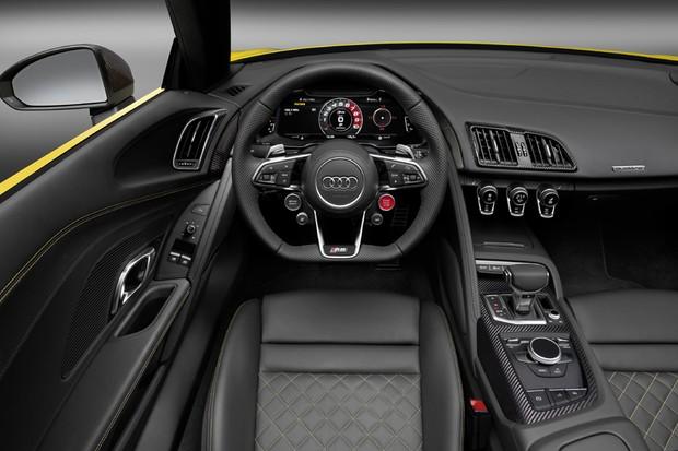 Audi R8 Spyder V10 (Foto: Divulgação)