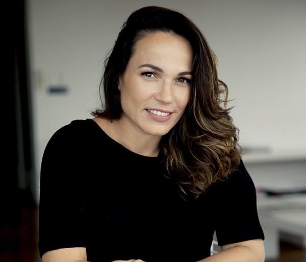 A diretora de redação de Marie Claire, Marina Caruso (Foto: Fernando Louza)