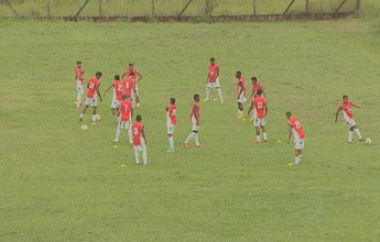 Em RO, Rio Branco-AC realiza último treino antes do duelo contra o Genus