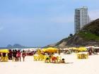 Rede hoteleira de Guarujá teve movimento alto durante o verão