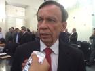 Juiz determina bloqueio de R$ 61 mil das contas do presidente da ALE-AL