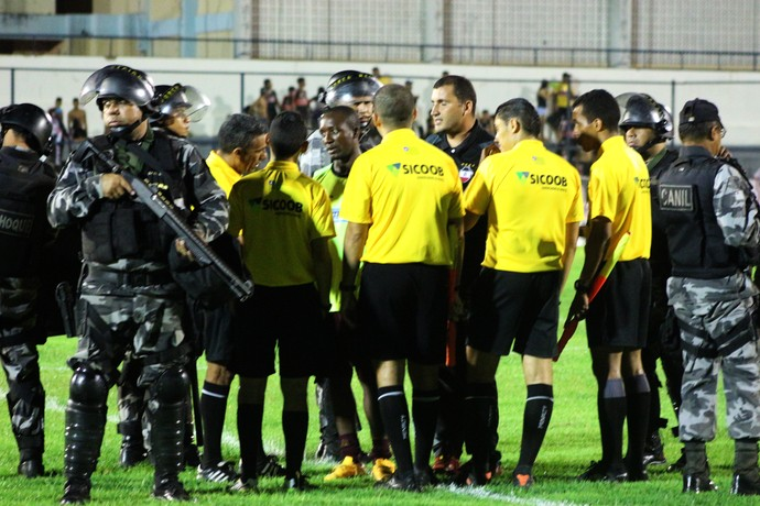 Piauí x River-PI, Campeonato Piauiense (Foto: Joana D'arc Cardoso)