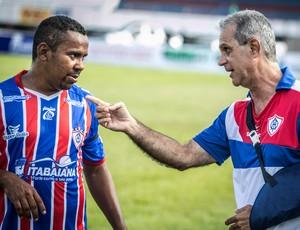 José Carlos Amaral; Itabaiana; técnico (Foto: Filippe Araújo/FSF)