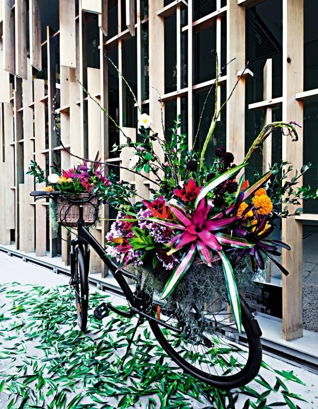 Arquitetura da Japan House, em São Paulo, inspira editorial com móveis de todos os estilos (Foto: Roberto Cecato)