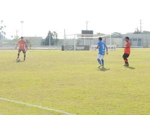 Ecus x Manthiqueira Segunda Divisão Campeonato Paulista (Foto: Vitor Geron)