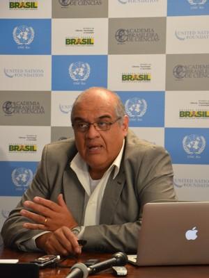 O pesquisador do Inpe e do IPCC José Marengo (Foto: Divulgação)