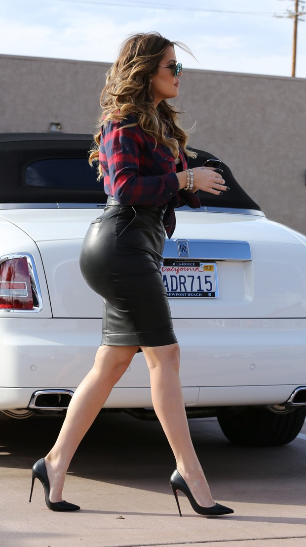 Khloe Kardashian (Foto: X17/Agência)