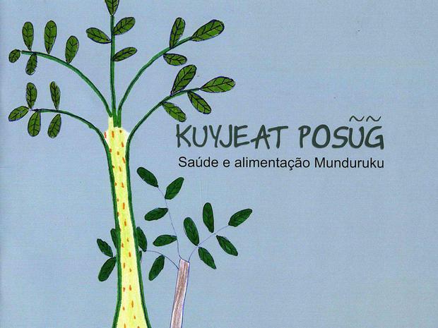 Livro em língua indígena difunde conhecimento dos Munduruku  (Foto: Divulgação/MPF)