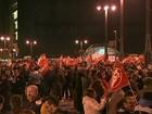 Portugal e Espanha têm greve geral