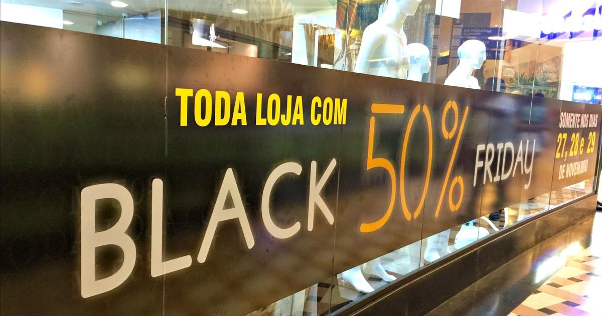 0a654d3b515 Economia - Um terço gasta mais do que pode na Black Friday