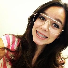 Amanda Rocha, filha de Latino (Foto: Instagram / Reprodução)