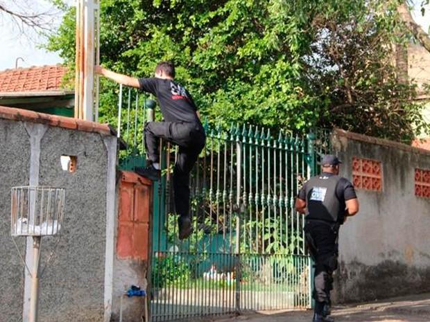 Trezentas pessoas são presas em operação da Polícia Civil em MG (Foto: Divulgação/Polícia Civil de Minas Gerais)